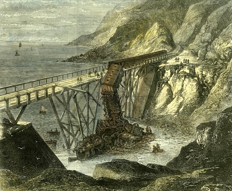 Bray_Head_railway_accident,_1867